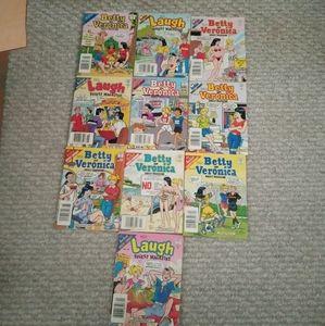 10 Archie Comic Books